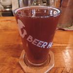 ビア ハンチング ウラワ - あくらビール古代米アンバー