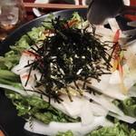九州の地魚料理 侍 - サラダ