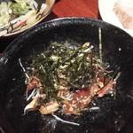 九州の地魚料理 侍 - 博多塩さば炙り
