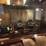 珈琲 散歩 - 焙煎室