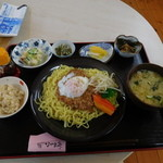 なかま亭 - 料理写真:ジャージャーめん