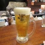 北新地たゆたゆDX - 生ビール