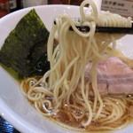 47714240 - 醤油らぁ麺780円