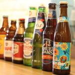 ブラーノ - ドリンク写真:ビール各種