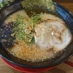 麺 dining だいふく - 漢気系豚骨