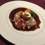 レストラン 今日もどこかで - 料理写真:豚ヒレ肉ソテー