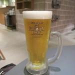 食堂カフェ potto - 生ビール(ちょい飲みセット)