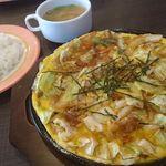 カフェ レン - 料理写真:Renスタミナ焼ランチ