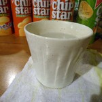 立ち飲み 小島 - 「芋焼酎」銘柄不明。
