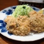 ぽん多本家 - 料理写真:牡蠣フライ