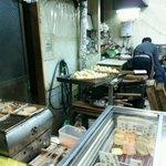 平澤蒲鉾店 - 左にあるのは、じゃがいもです。