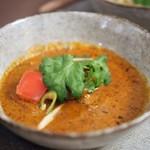 インド料理 想いの木 - マトンカレー