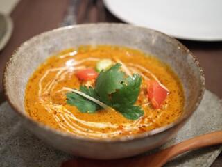 インド料理 想いの木 - バターチキン