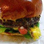 4772293 - 本日のハンバーガー・チーズ