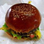 4772294 - 本日のハンバーガー・チーズ