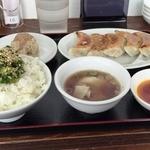 47722367 - 餃子定食シングル700円(税込)