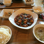 Chinese Tapas Hachi - 料理写真:Hachiセット