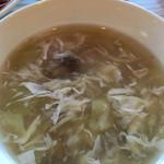 Chinese Tapas Hachi - スープ