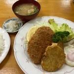 三好弥 - 日替わり定食 750円税込
