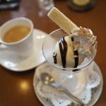 シバベ - アイスクリーム&珈琲 2016年2月