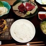 といろ - 羽釜炊きご飯と味噌汁