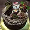 ケンテル - 料理写真:クリスマスケーキ