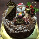 ケンテル 本店 - クリスマスケーキ