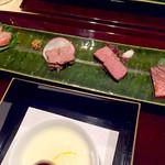ひすい焼きステーキ八傳 -