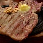パサディナダイナー - Tボーンステーキハーフ 2138円