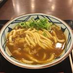 丸亀製麺 - カレーうどん並