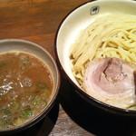 麺や輝 - つけ麺(得盛:3玉)