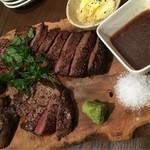 熟成肉バル サカエウッシーナ -