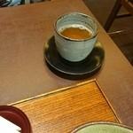 宝泉 JR新幹線京都駅店 - ほうじ茶 2016.2