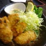 ウミコヤ38 - 牡蠣フライ