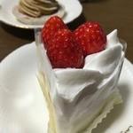 47736753 - とちおとめのショートケーキ