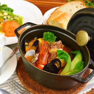 産直野菜×スペイン料理ランチ