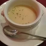 47739491 - じゃが芋とカブのスープ