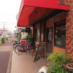 Cafe Mamamarry - 店舗外観