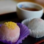 お菓子のきくや - 料理写真: