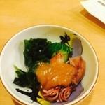 都寿司 - ホタルイカ