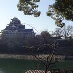 城見茶屋 - 岡山城