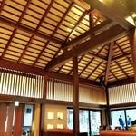 Kaisekichayamizuoto - 見とれてしまう木組みとライトアップの妙。