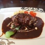 ビストロ ターボー - 豚バラ肉の赤ワイン煮