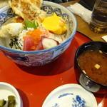 47750303 - 三河海の幸丼(1,580円)