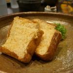 心粋厨房 獬 - 海老トースト