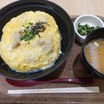 DONBURI & COMPANY - 塩親子丼 830円