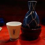 江戸中 - 日本酒は高清水のみ。