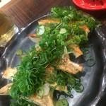 Manichi Ramen - 葱餃子