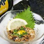 魚蔵 ねむろ - 海鮮ばくだん納豆