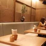 神楽坂 茶寮 - 店内